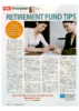 Retirement Fund Tips – You